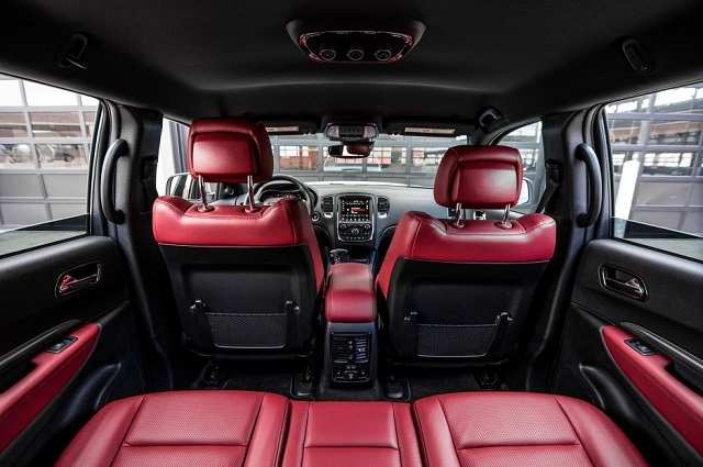 79 Great 2020 Dodge Durango Interior Release with 2020 Dodge Durango Interior