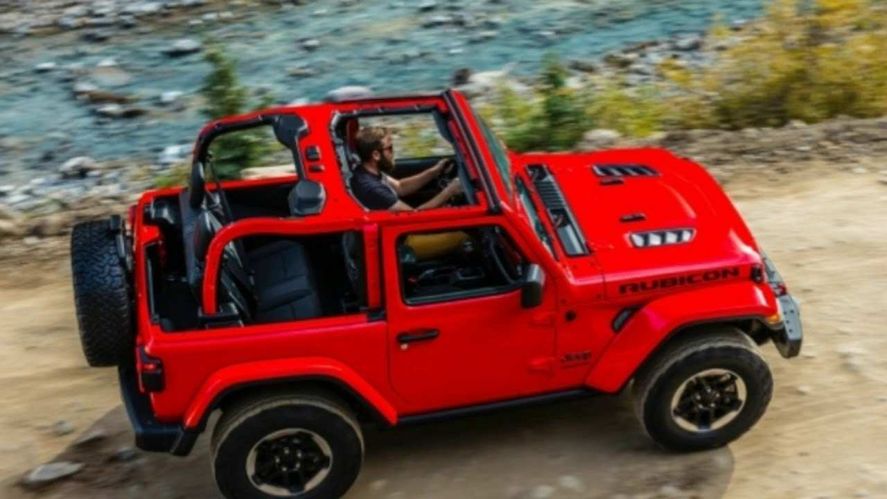 79 Great Jeep Electric 2020 Configurations with Jeep Electric 2020