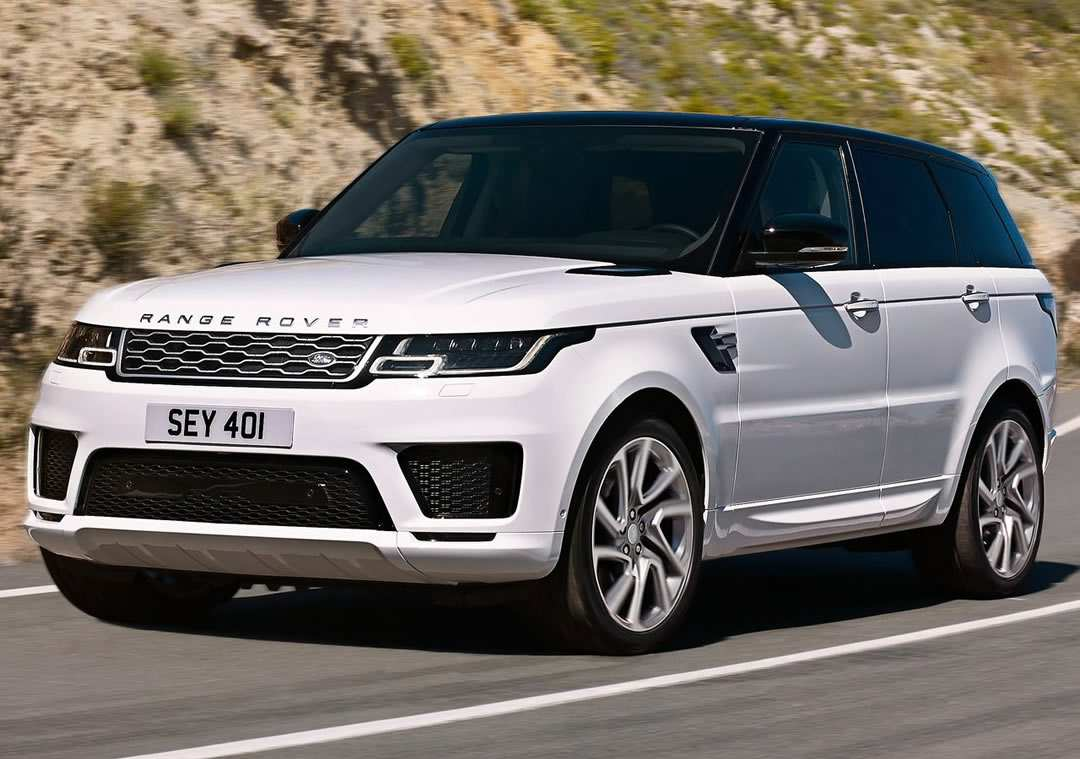 79 New 2019 Range Rover Sport Performance and New Engine for 2019 Range Rover Sport