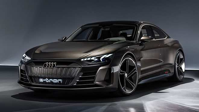 79 New 2020 Audi E Tron Gt Configurations with 2020 Audi E Tron Gt