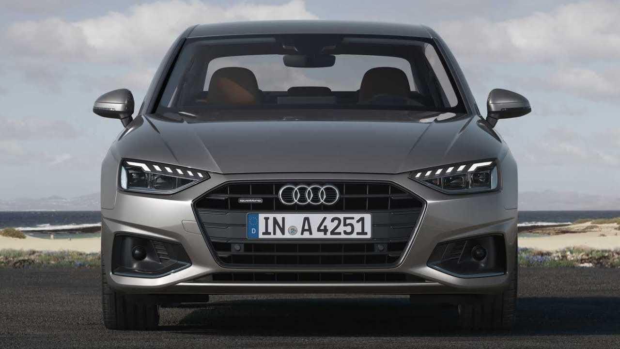 79 New Audi A4 B10 2020 Configurations by Audi A4 B10 2020