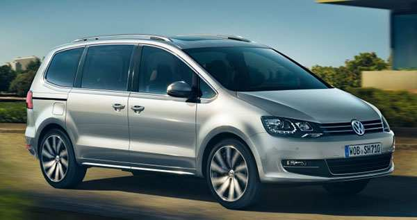 79 New Volkswagen Sharan 2020 Configurations for Volkswagen Sharan 2020