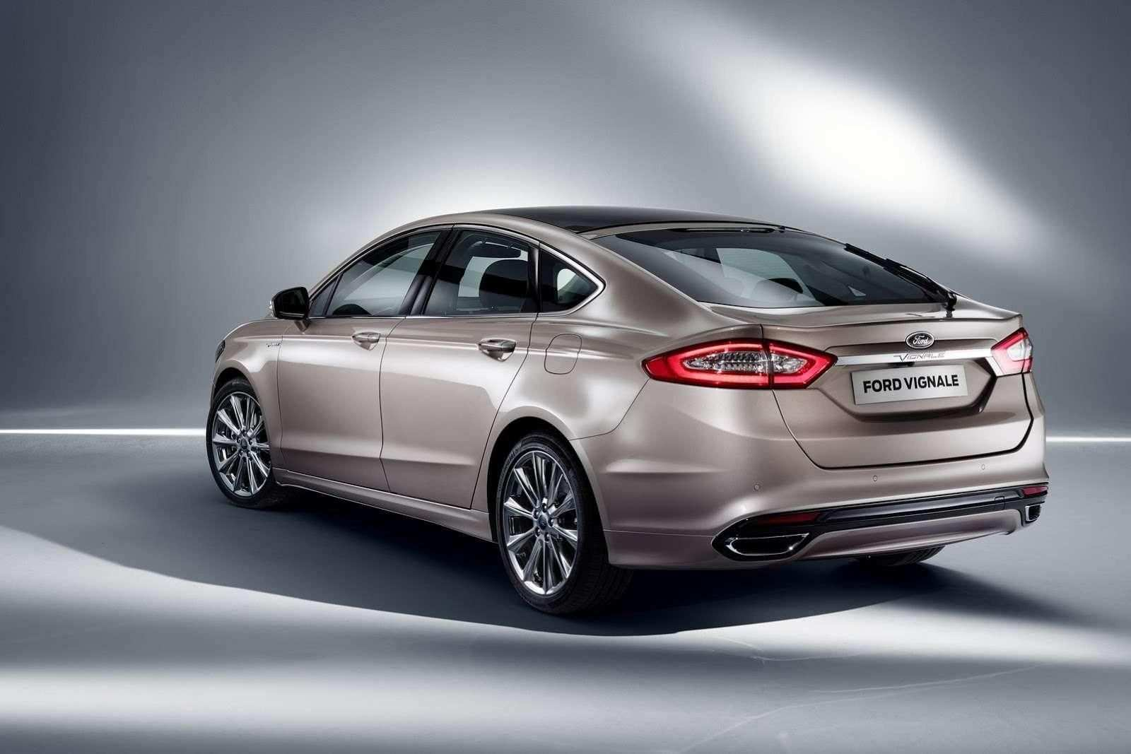 79 The 2019 Ford Mondeo Vignale Performance and New Engine with 2019 Ford Mondeo Vignale