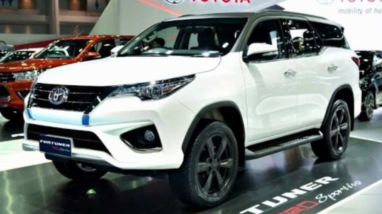 79 The 2019 Toyota Fortuner New Review by 2019 Toyota Fortuner