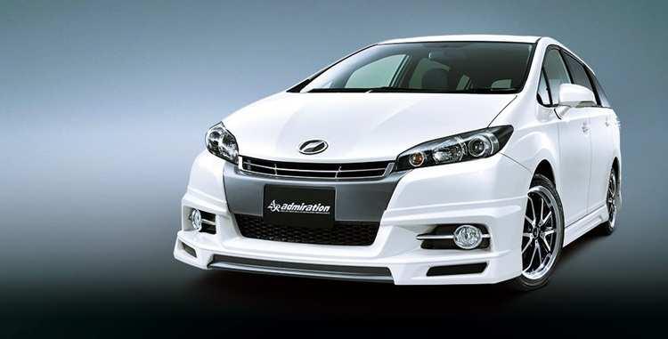 79 The 2020 New Toyota Wish Specs by 2020 New Toyota Wish