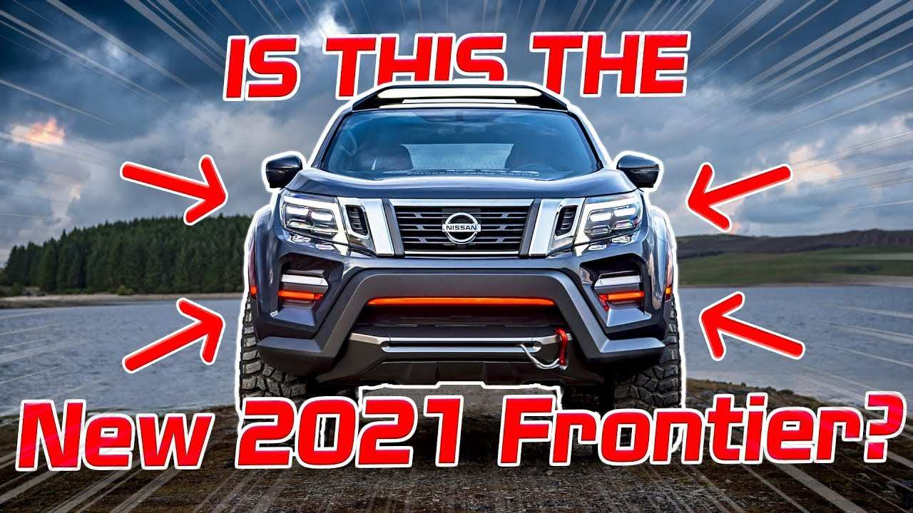 79 The 2020 Nissan Frontier Youtube Price for 2020 Nissan Frontier Youtube