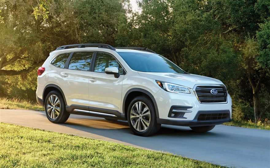 80 Concept of Subaru Ascent 2020 Updates History with Subaru Ascent 2020 Updates