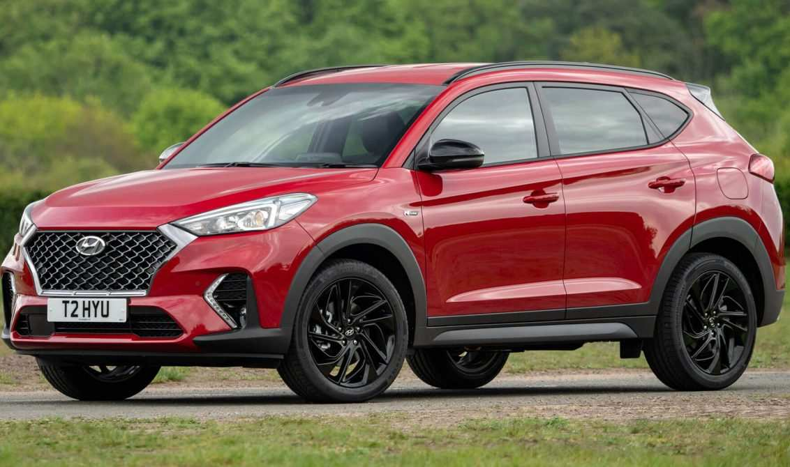 80 Gallery of Hyundai Tucson N Line 2020 Model for Hyundai Tucson N Line 2020