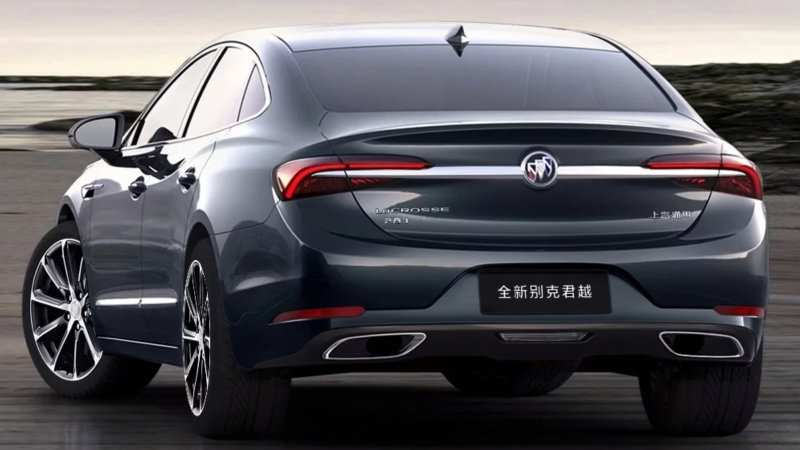 80 Great 2020 Buick Lacrosse China Style by 2020 Buick Lacrosse China