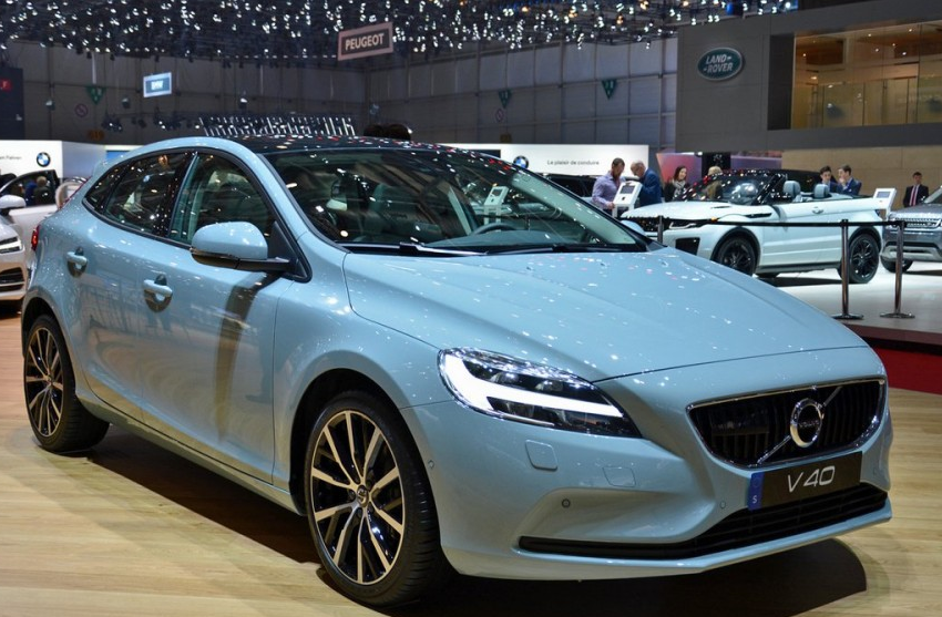 80 Great Volvo V40 2020 Release Date Release with Volvo V40 2020 Release Date