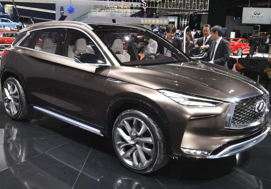 80 Great When Does The 2020 Infiniti Qx60 Come Out Exterior and Interior by When Does The 2020 Infiniti Qx60 Come Out