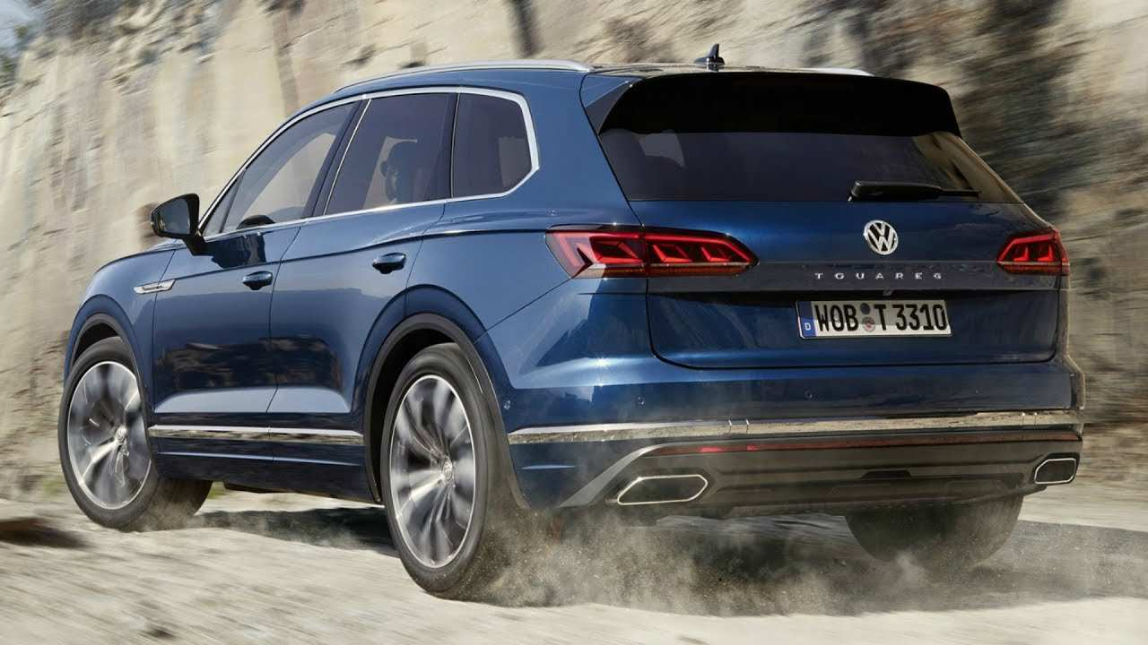80 New Volkswagen Touareg Hybrid 2020 Prices by Volkswagen Touareg Hybrid 2020