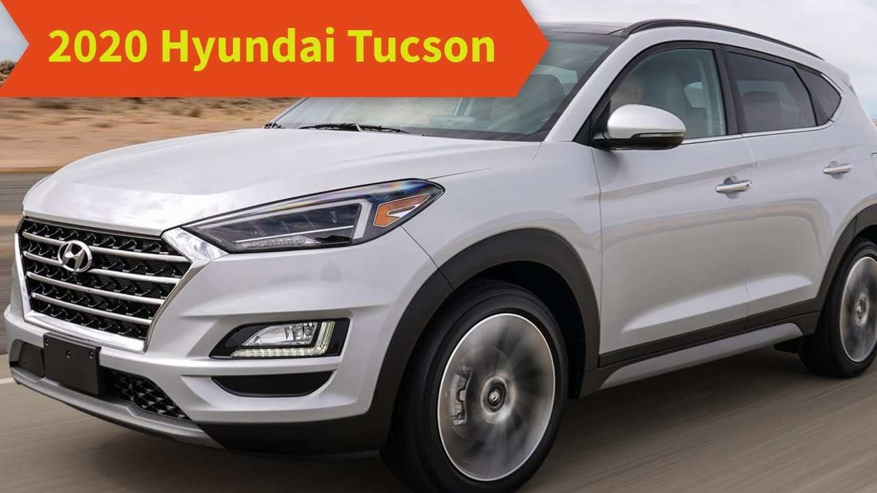 80 New When Will The 2020 Hyundai Tucson Be Released Speed Test by When Will The 2020 Hyundai Tucson Be Released