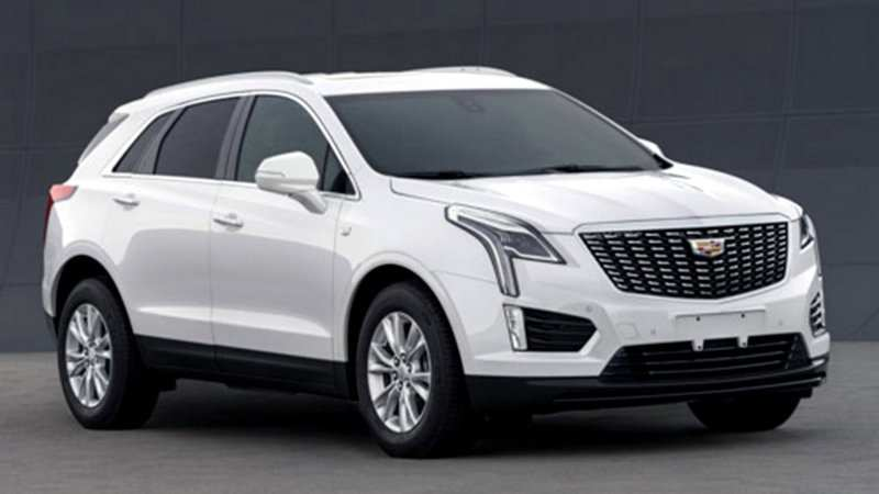 80 The 2020 Cadillac Xt5 Review Picture for 2020 Cadillac Xt5 Review