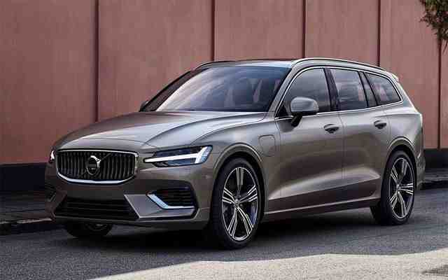 80 The 2020 Volvo V60 Wagon Review with 2020 Volvo V60 Wagon