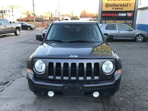 81 All New 2019 Jeep Patriot Exterior by 2019 Jeep Patriot