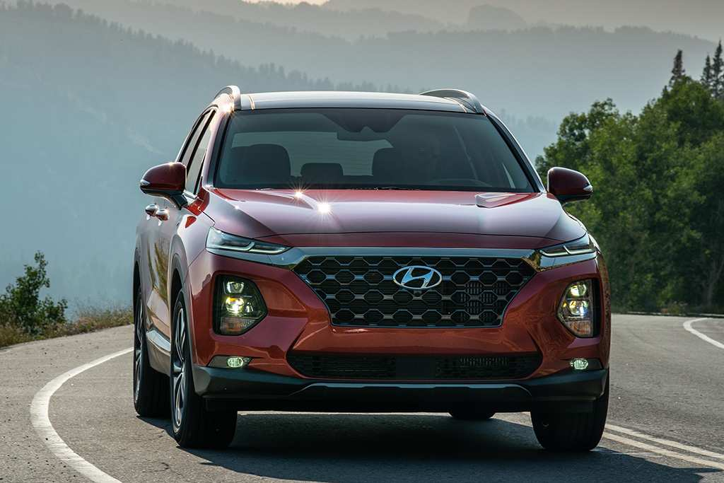 81 All New 2020 Hyundai Santa Fe N Price by 2020 Hyundai Santa Fe N