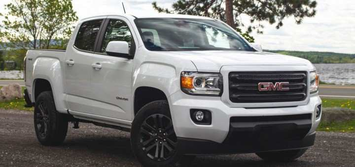 81 Best Review 2020 Gmc Canyon Redesign Specs and Review by 2020 Gmc Canyon Redesign