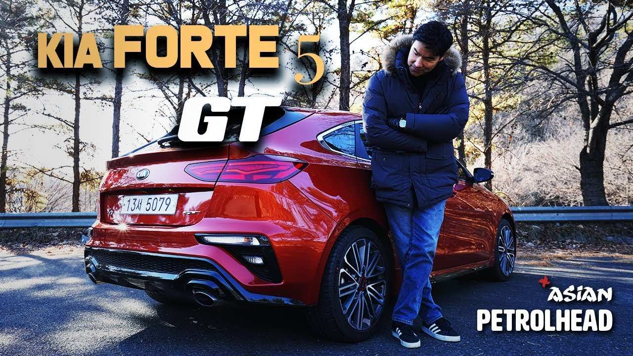 81 Best Review Kia Forte 5 Gt 2020 Release Date by Kia Forte 5 Gt 2020