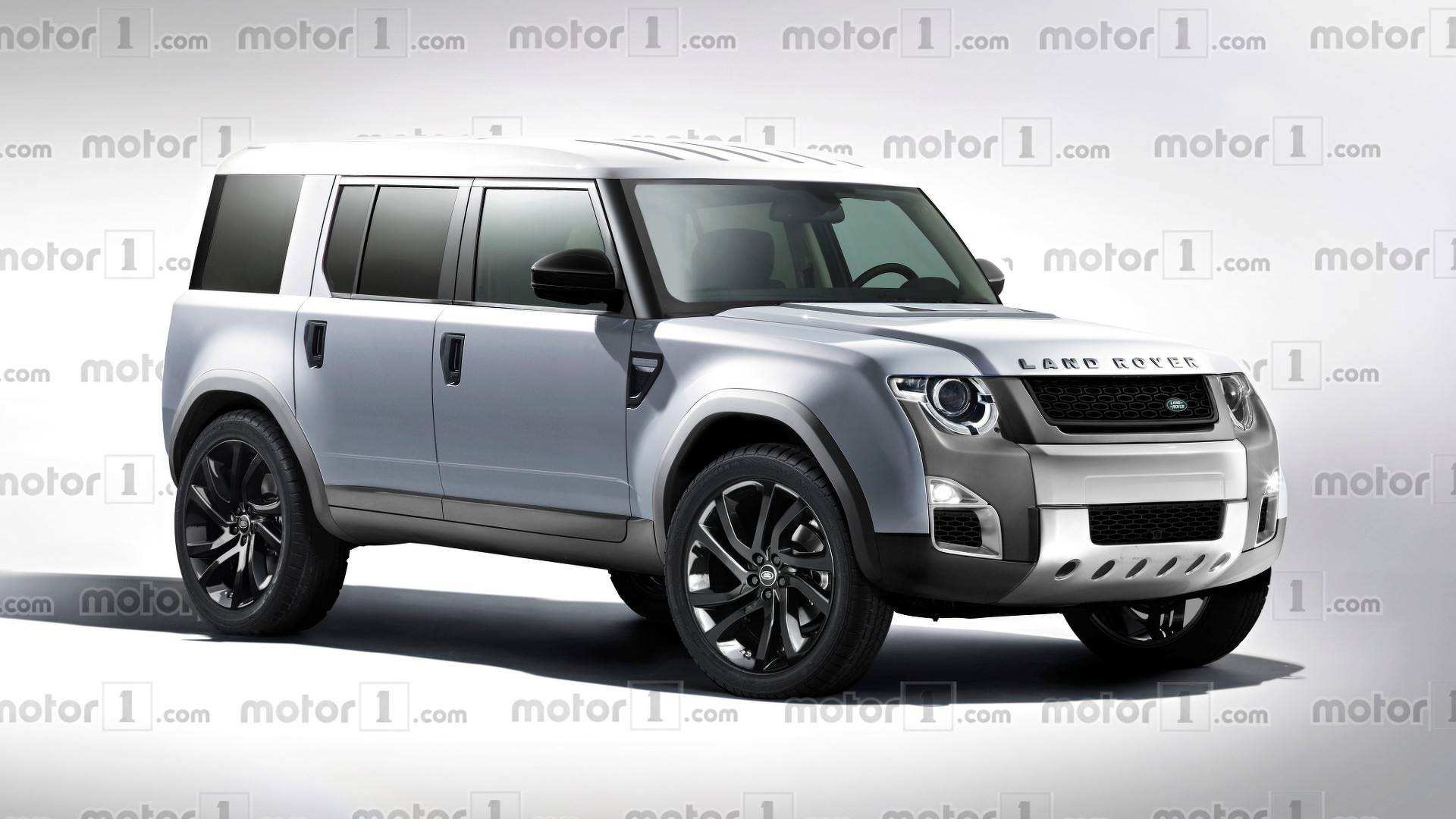 81 Concept of 2019 Land Rover Defender Price and Review with 2019 Land Rover Defender