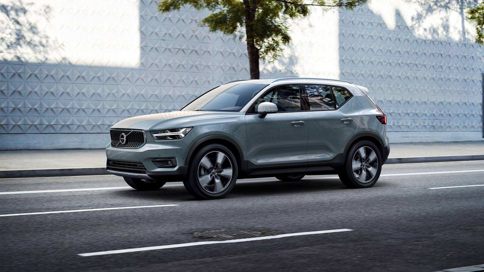 81 Concept of 2019 Volvo Xc40 Mpg Engine by 2019 Volvo Xc40 Mpg