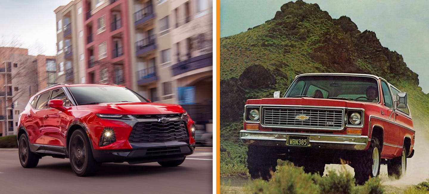 81 Concept of 2020 Chevrolet Blazer K 5 Speed Test with 2020 Chevrolet Blazer K 5