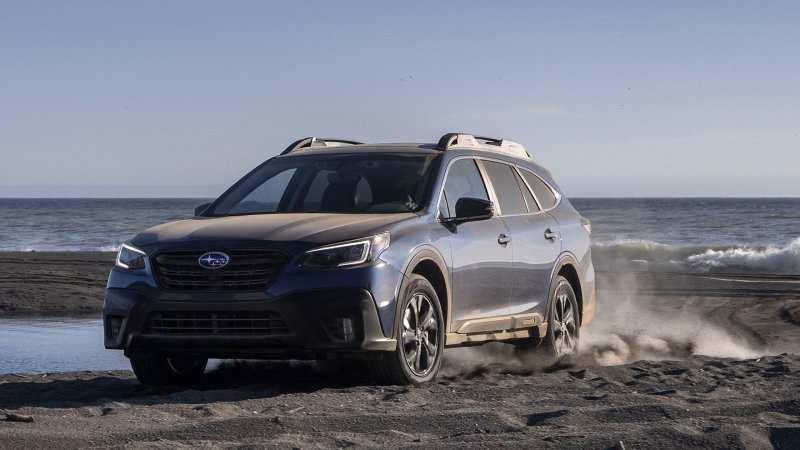 81 Concept of Subaru Outback 2020 Uk Spesification for Subaru Outback 2020 Uk