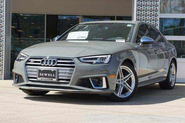 81 Gallery of 2019 Audi S4 Interior by 2019 Audi S4