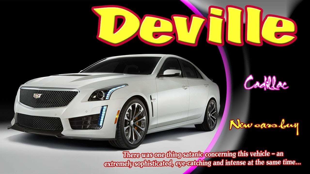 81 Gallery of 2019 Cadillac Deville New Concept with 2019 Cadillac Deville