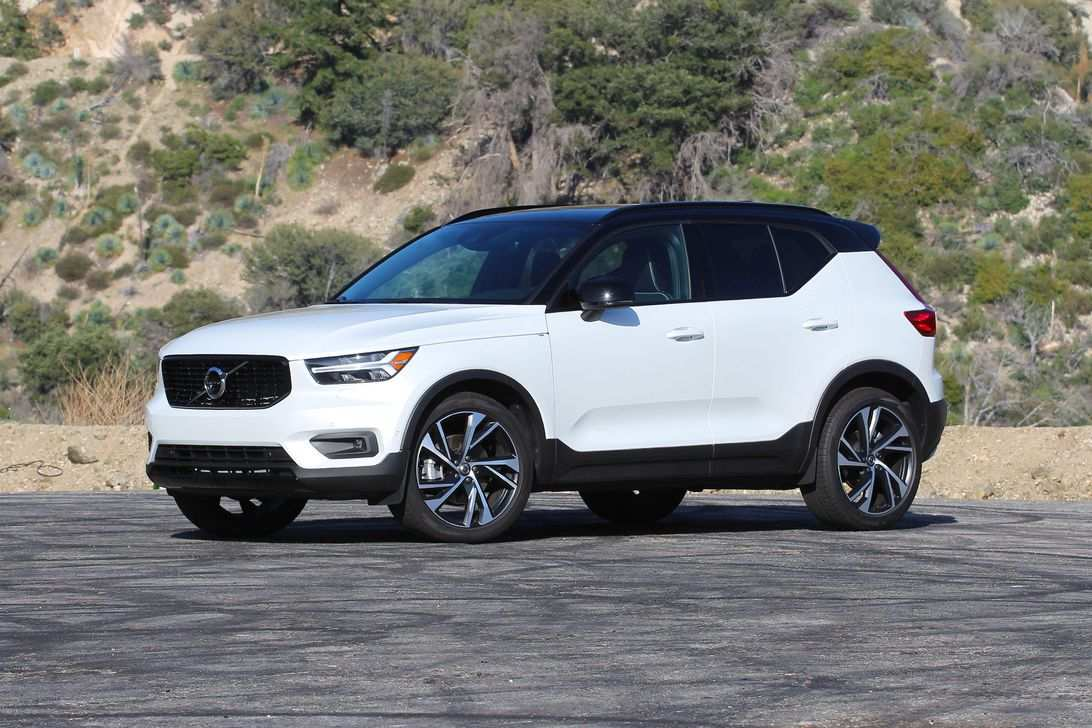 81 Gallery of 2019 Volvo Xc40 Mpg Specs and Review by 2019 Volvo Xc40 Mpg
