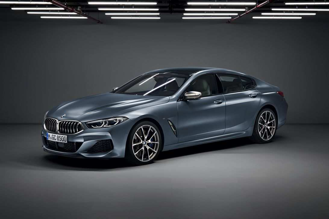 81 Gallery of Bmw Gran Coupe 2020 History with Bmw Gran Coupe 2020