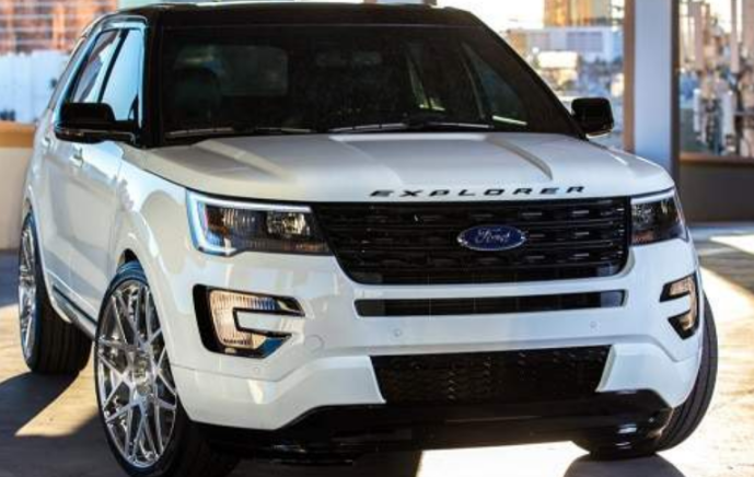81 Gallery of Ford Explorer 2020 Release Date Price and Review by Ford Explorer 2020 Release Date