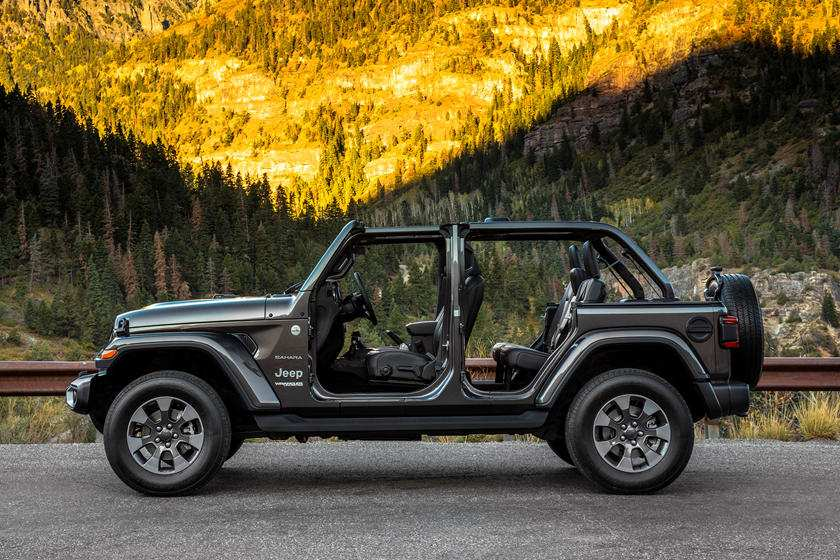 81 Great 2020 Jeep Wrangler Updates Review with 2020 Jeep Wrangler Updates