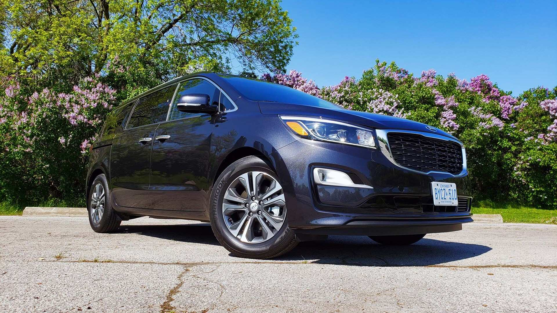 Kia Sedona 2020 - Car Review : Car Review
