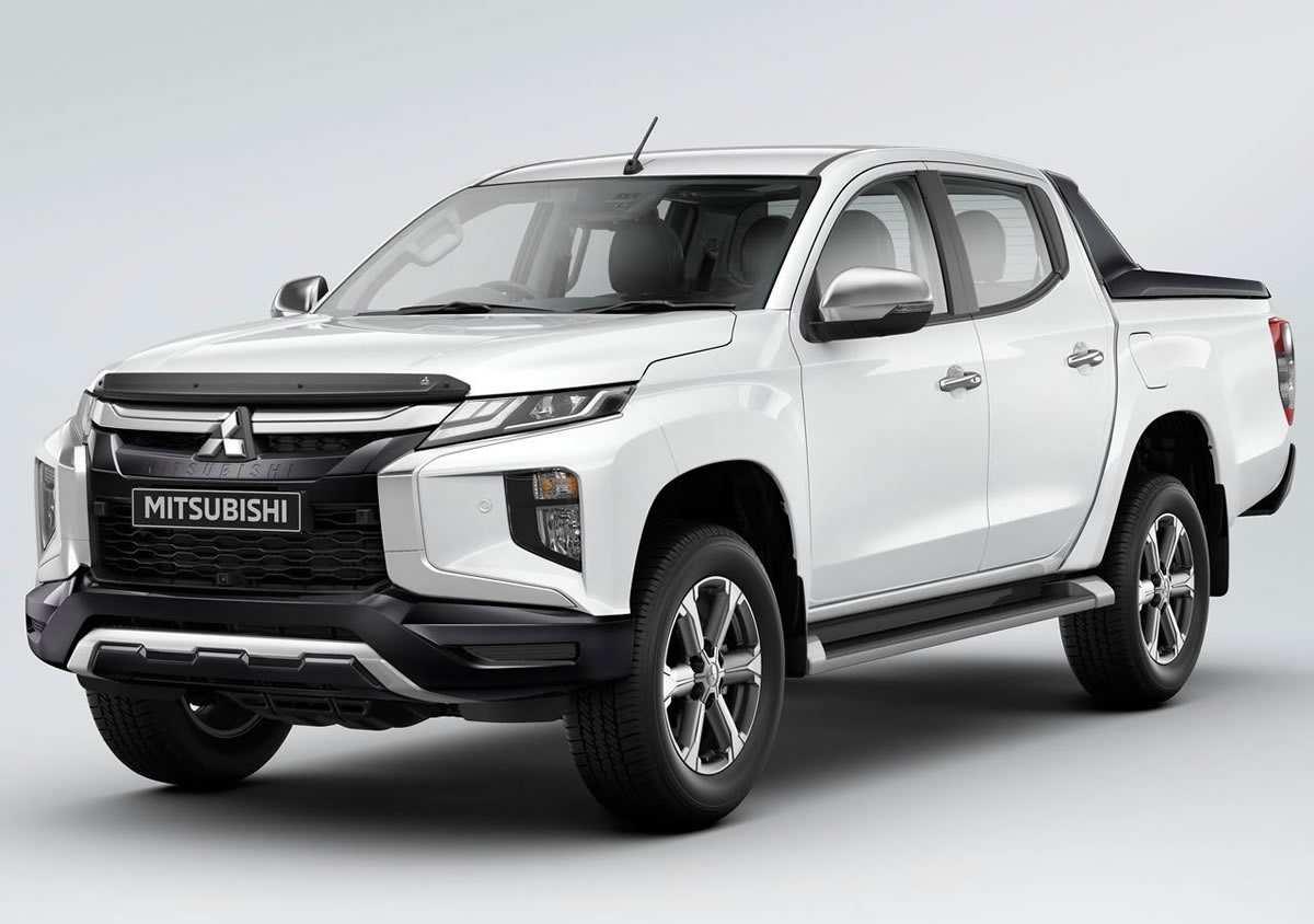 81 Great Mitsubishi Truck 2020 Pictures for Mitsubishi Truck 2020
