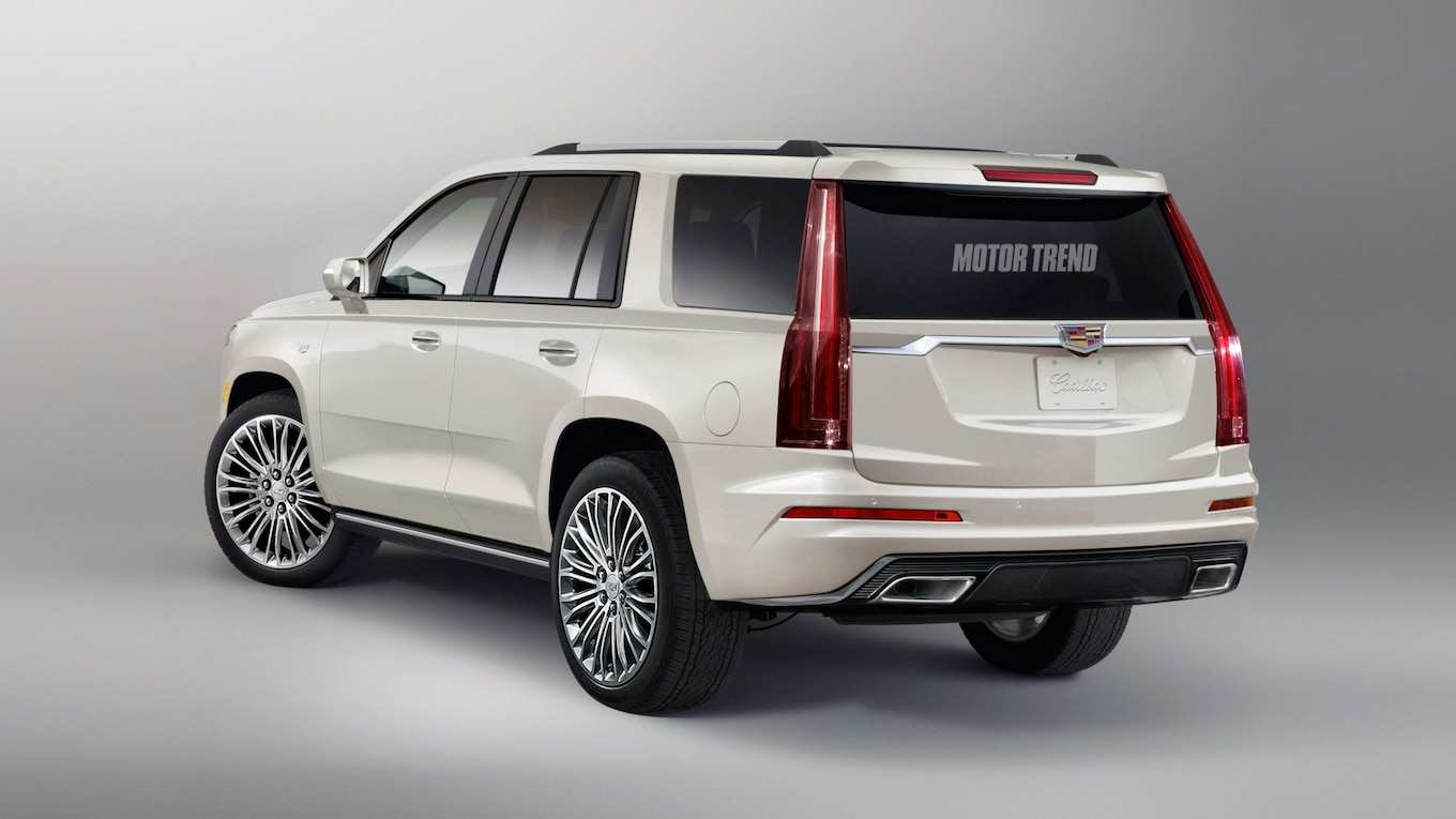 81 Great When Will The 2020 Cadillac Escalade Be Released Performance for When Will The 2020 Cadillac Escalade Be Released