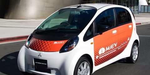 81 New Mitsubishi I Miev 2020 Specs for Mitsubishi I Miev 2020