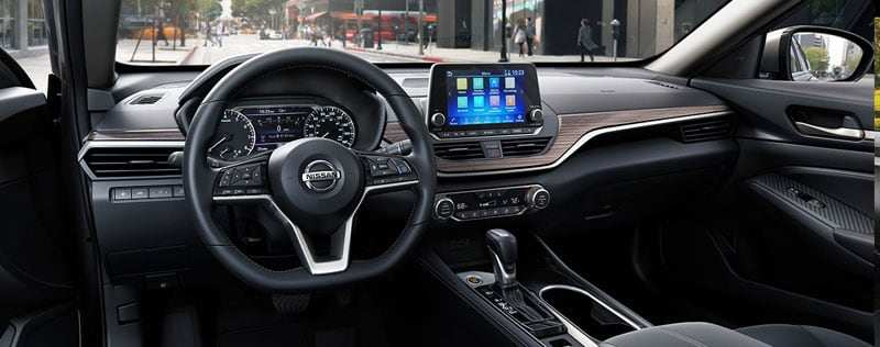 81 The 2019 Nissan Altima Interior Performance and New Engine by 2019 Nissan Altima Interior