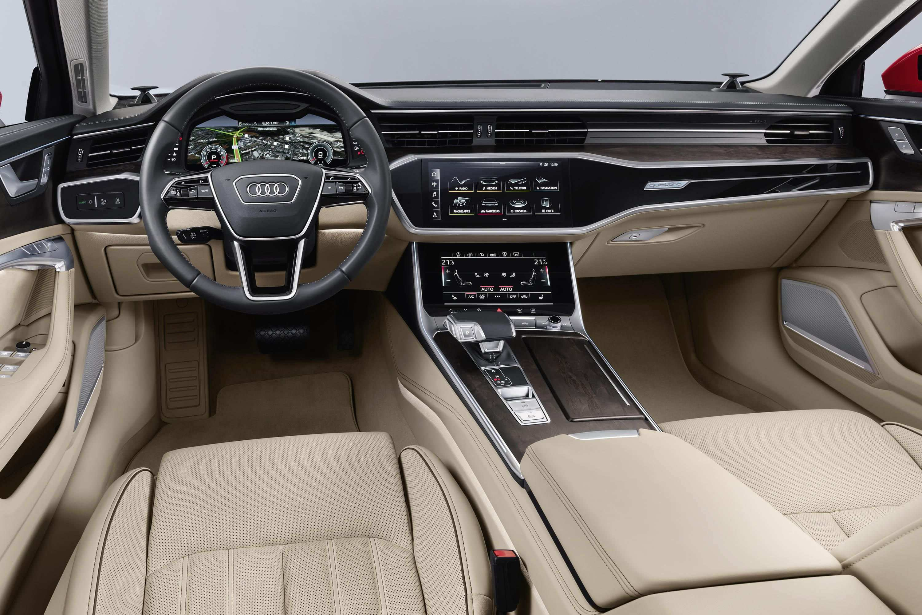 81 The 2019 The Audi A6 Review for 2019 The Audi A6