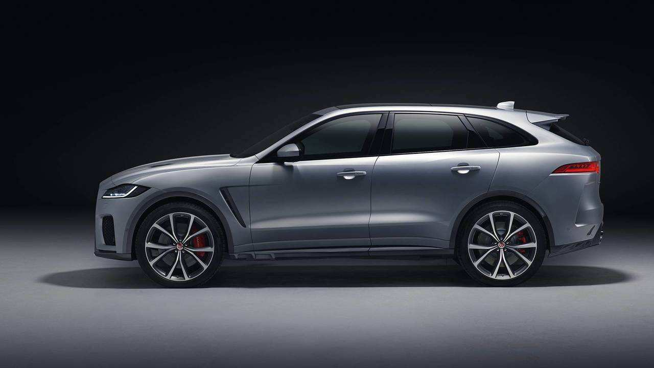 81 The Jaguar F Pace New Model 2020 Ratings for Jaguar F Pace New Model 2020