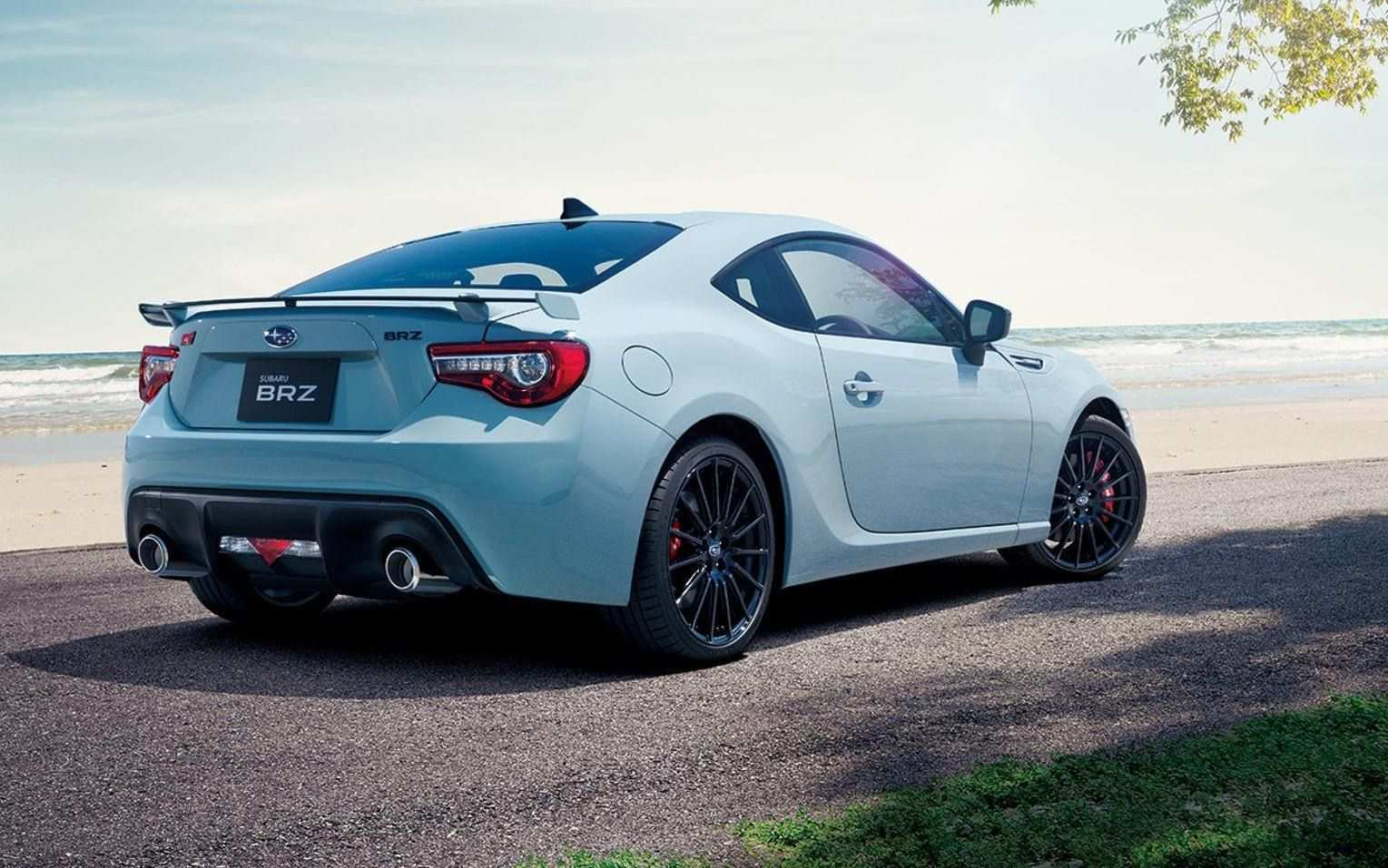 82 All New 2019 Subaru Brz Sti History by 2019 Subaru Brz Sti