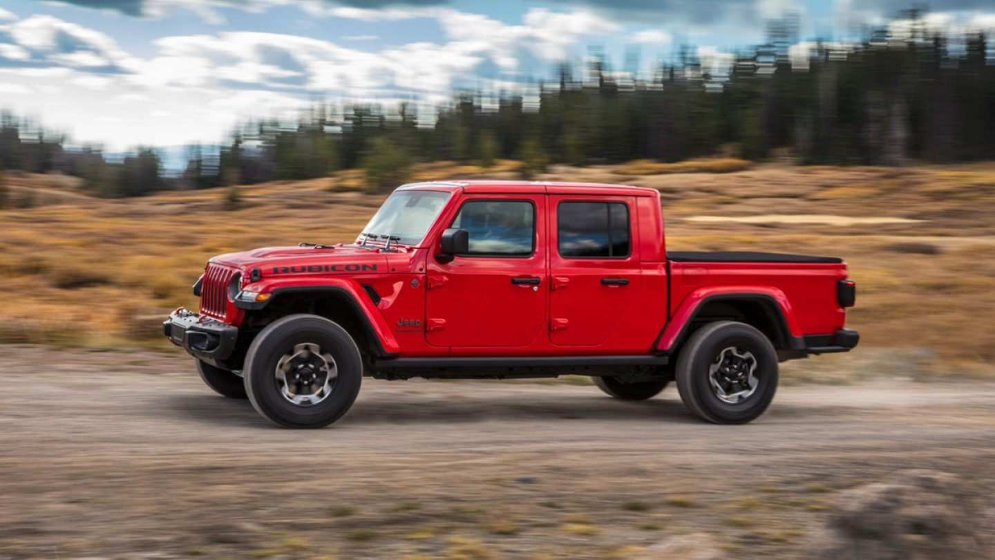 82 Best Review 2020 Jeep Gladiator Engine Specs Redesign and Concept with 2020 Jeep Gladiator Engine Specs
