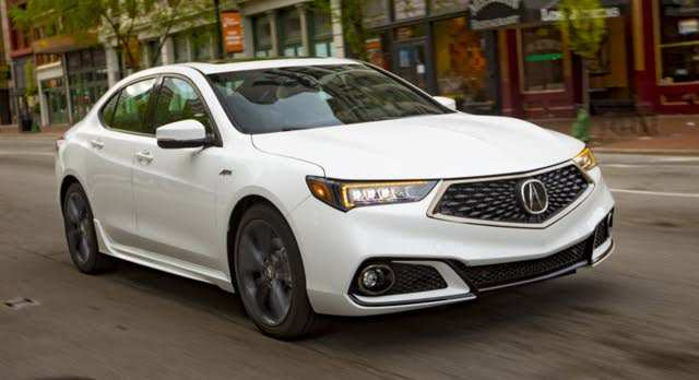 82 Concept of 2019 Acura Tl Price and Review for 2019 Acura Tl