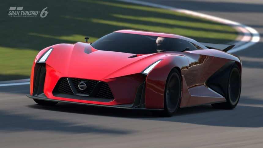 82 Concept of Nissan Concept 2020 Gran Turismo Picture for Nissan Concept 2020 Gran Turismo