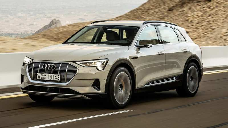 82 Gallery of Audi Electric Suv 2020 Pictures by Audi Electric Suv 2020