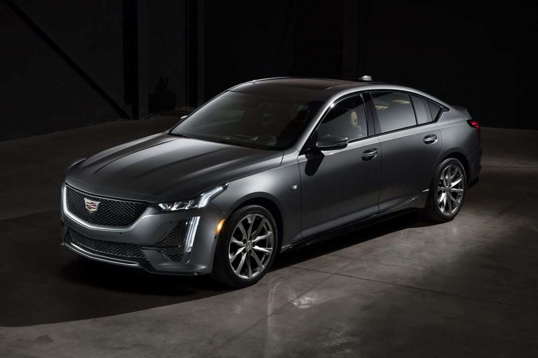 82 Gallery of Cadillac Ct5 2020 Pictures with Cadillac Ct5 2020