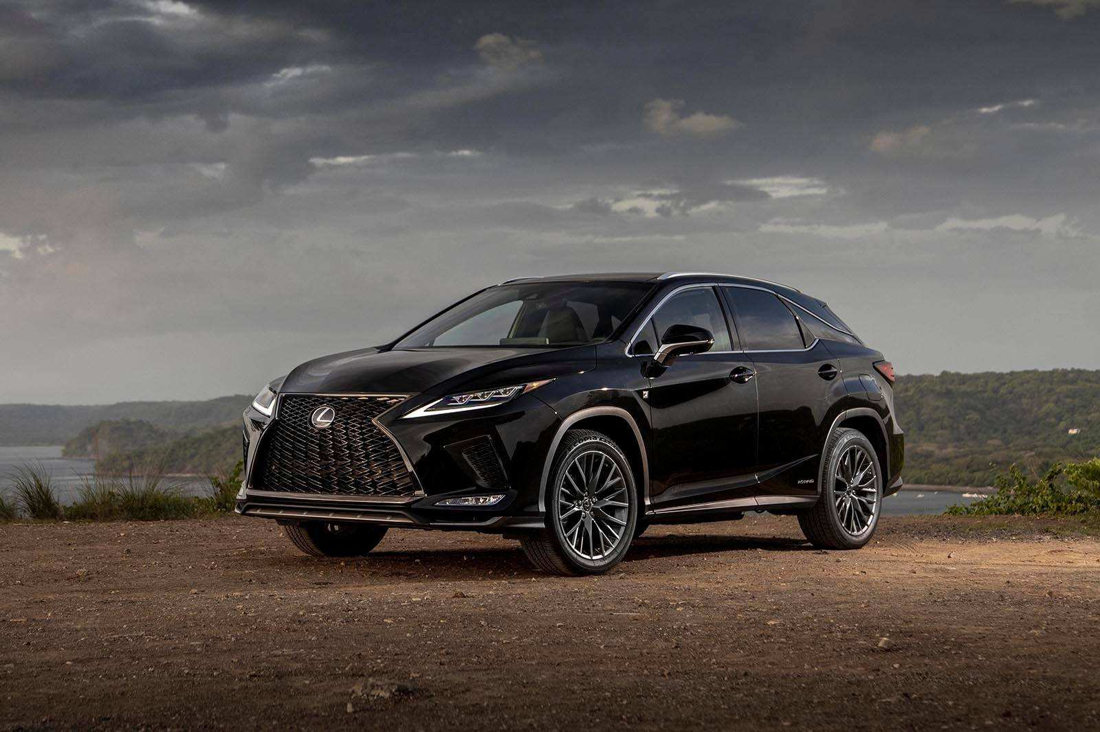 82 Gallery of Lexus Rx 450H 2020 Overview for Lexus Rx 450H 2020