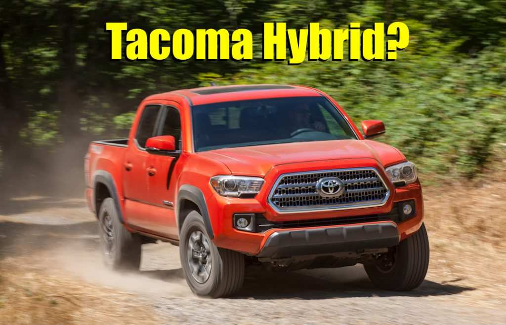 82 Gallery of Toyota Tacoma Hybrid 2020 New Concept for Toyota Tacoma Hybrid 2020