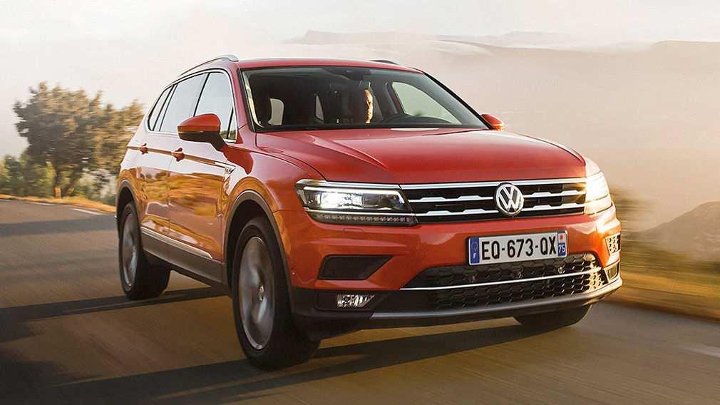 82 Gallery of Xe Volkswagen Tiguan 2020 Style by Xe Volkswagen Tiguan 2020