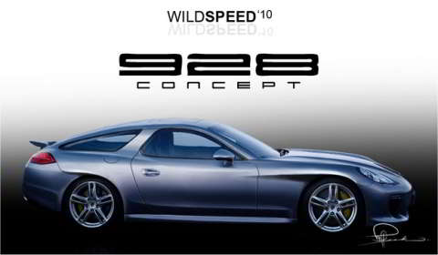 82 Great 2019 Porsche 928Concept Review with 2019 Porsche 928Concept